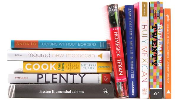 5 Fantastic Cookbooks that Promote Healthy Living